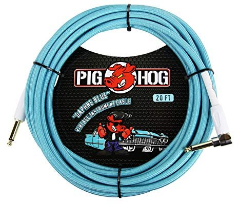 PIG HOG 20 FT DAPHNE BLUE