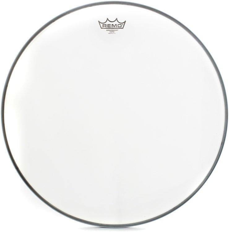 REMO Ambassador Coated Bass 20 Drum Head