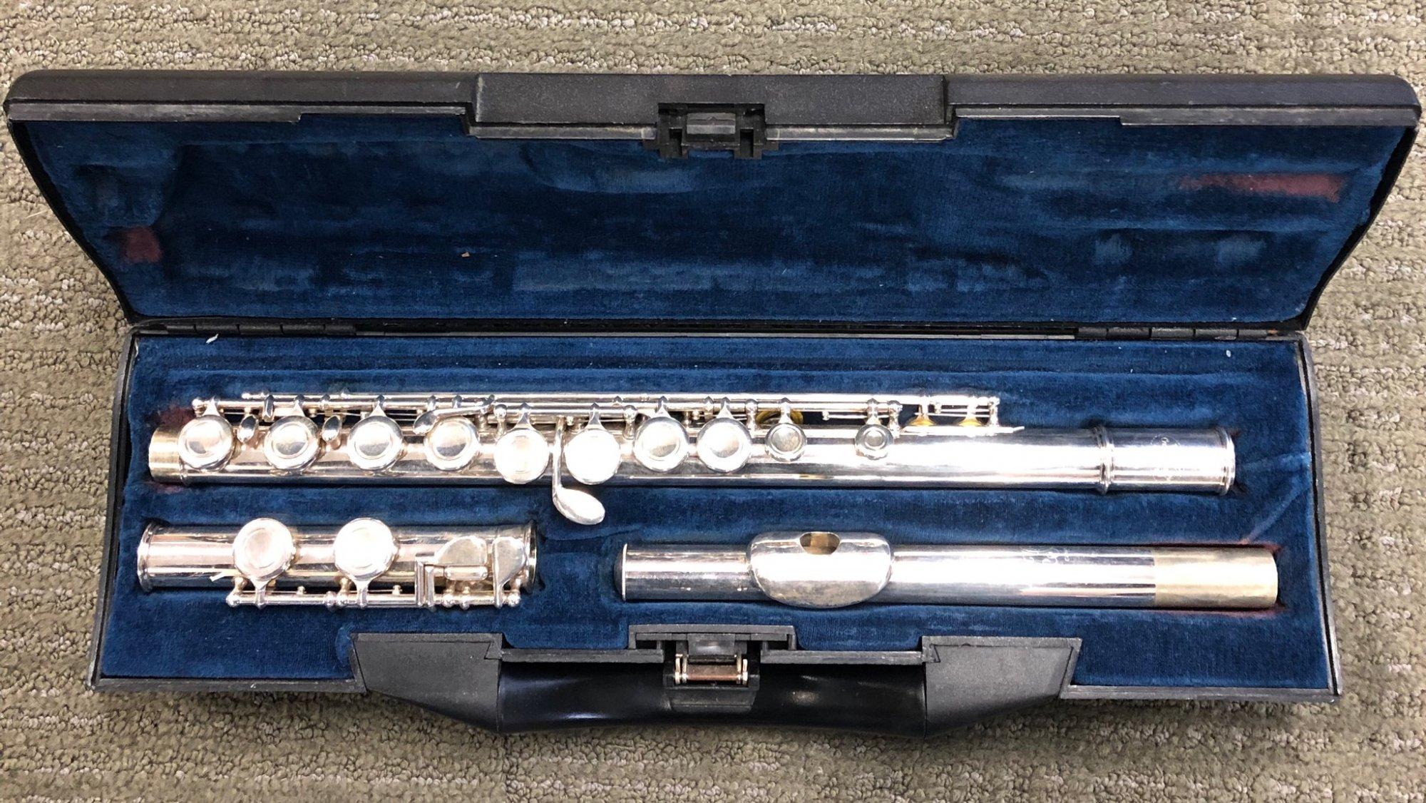 Buffet Crampton Flute