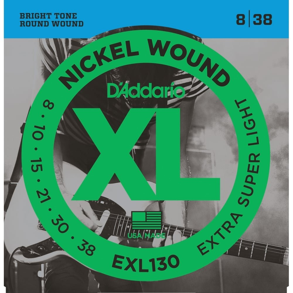 D'addario EXL130 Electric Guitar Strings