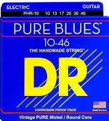 DR Electric Pure Blues 10-46