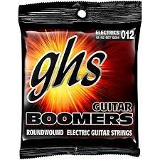 ghs Electric Guitar Boomers 12-52