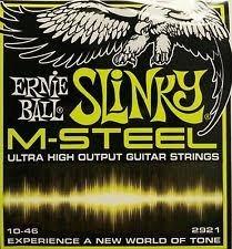 Ernie Ball Slinky M-STEEL 10 - 46