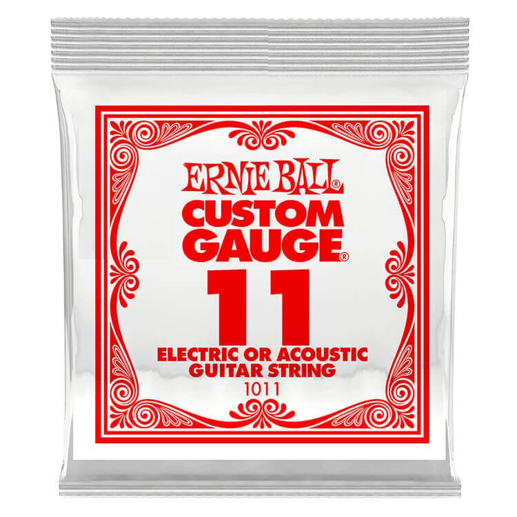 Ernie Ball 11s Single String