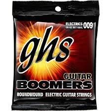 GHS Guitar Boomers Electrics 009 Set 09-42 GBXL