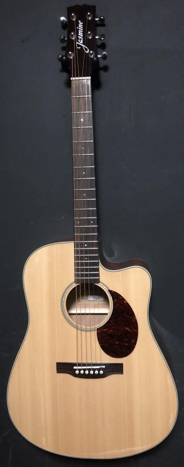 Jasmine JD37CE Acoustic Electric