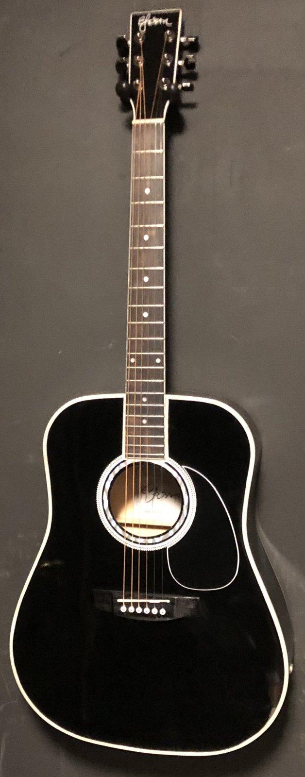 Esteban Black Mist Limited Edition Electric Acoustic