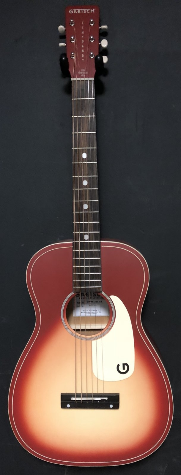 Gretsch G9500-CHFB FSR 3/4 Jim Dandy