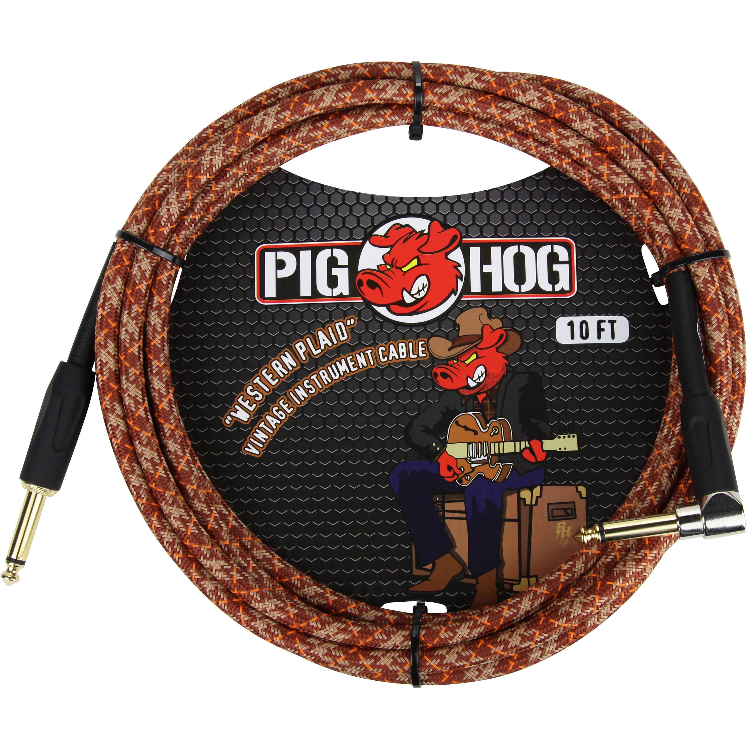 PIG HOG 10 FT WESTERN PLAID
