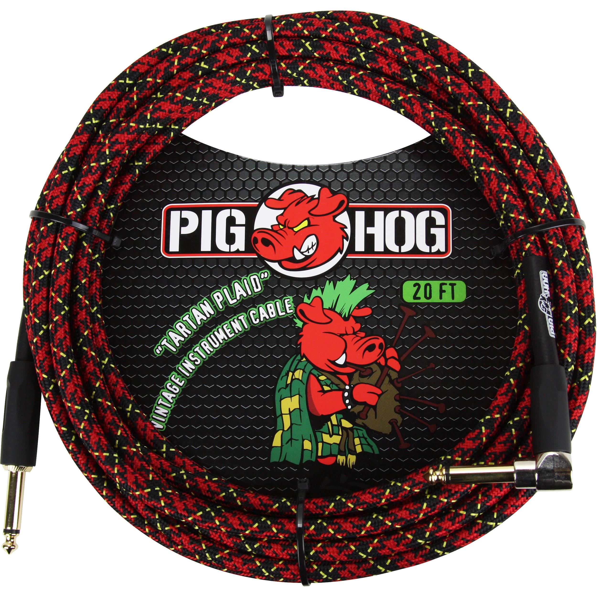PIG HOG 20 FT TARTAN PLAID