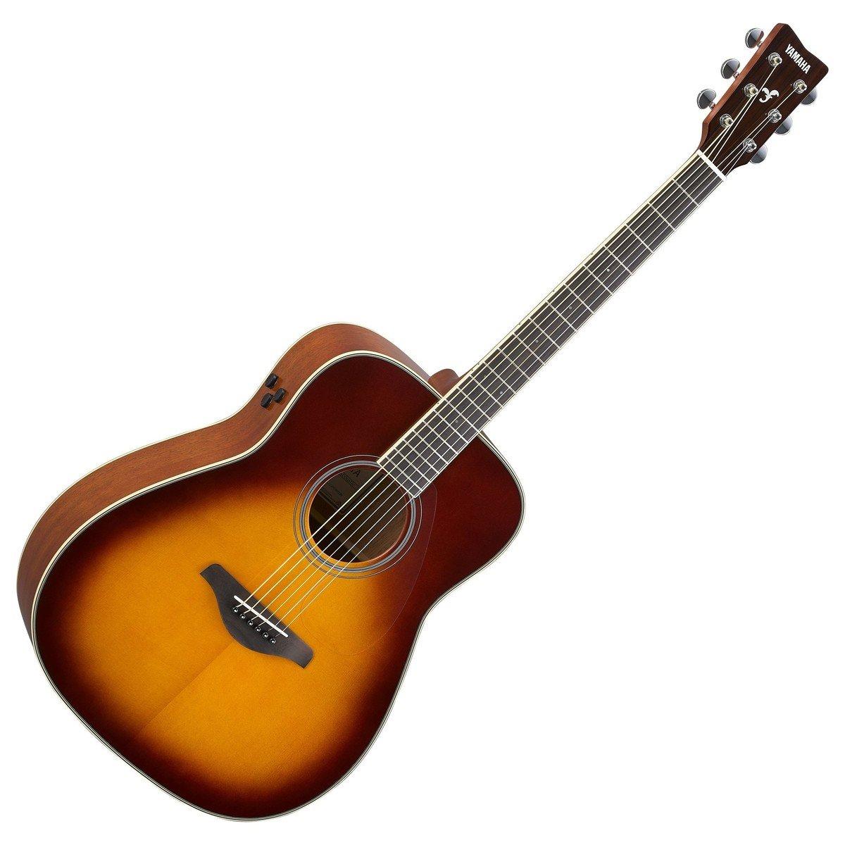 Yamaha FG-TA Acoustic Electric