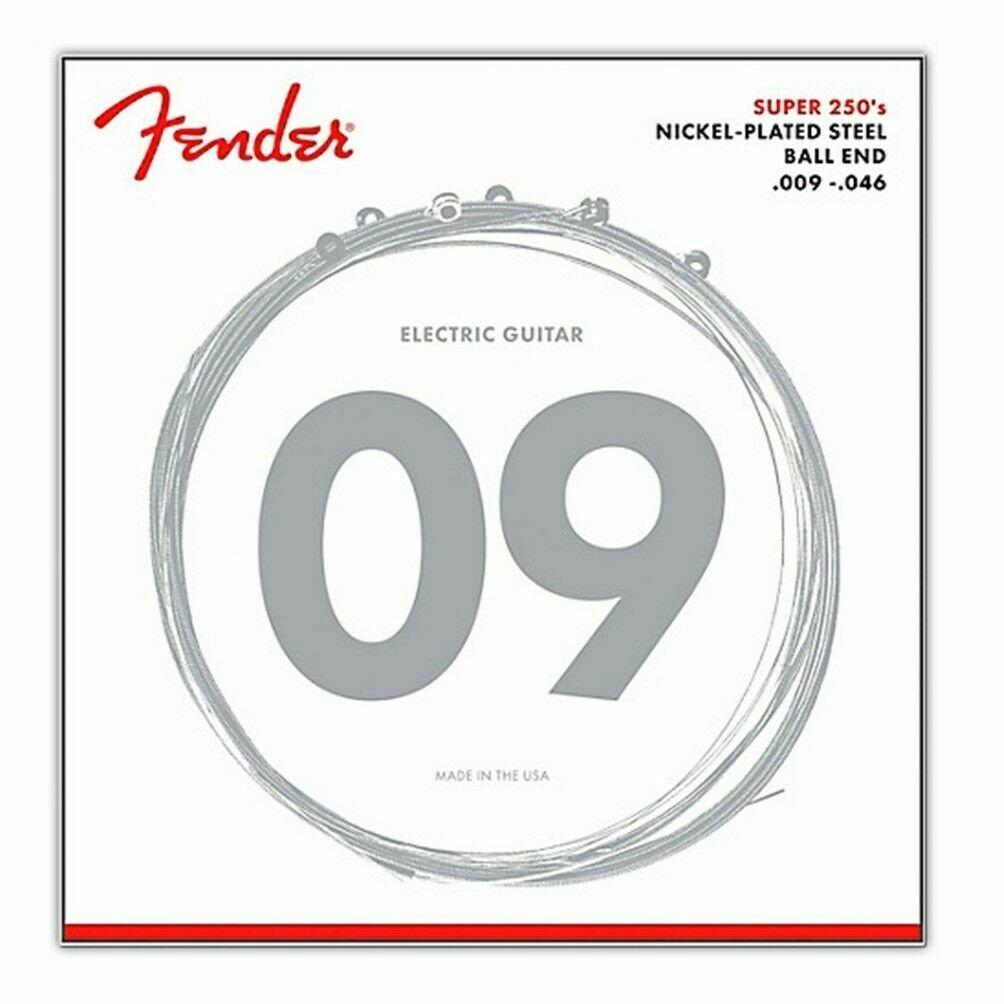 Fender 9 gauge Guitar Strings