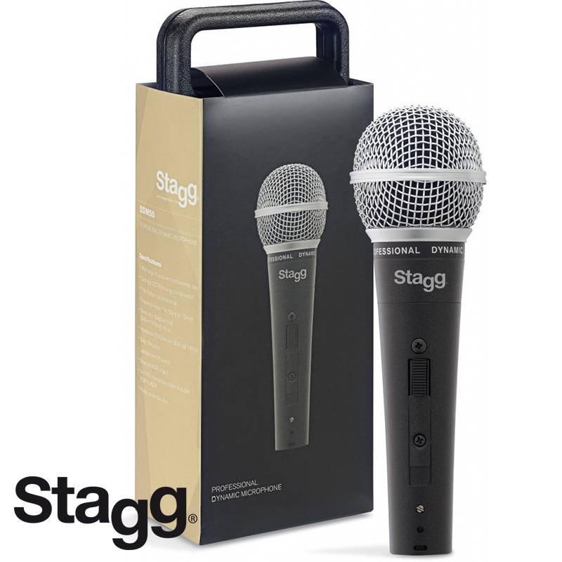 Stagg SDM50