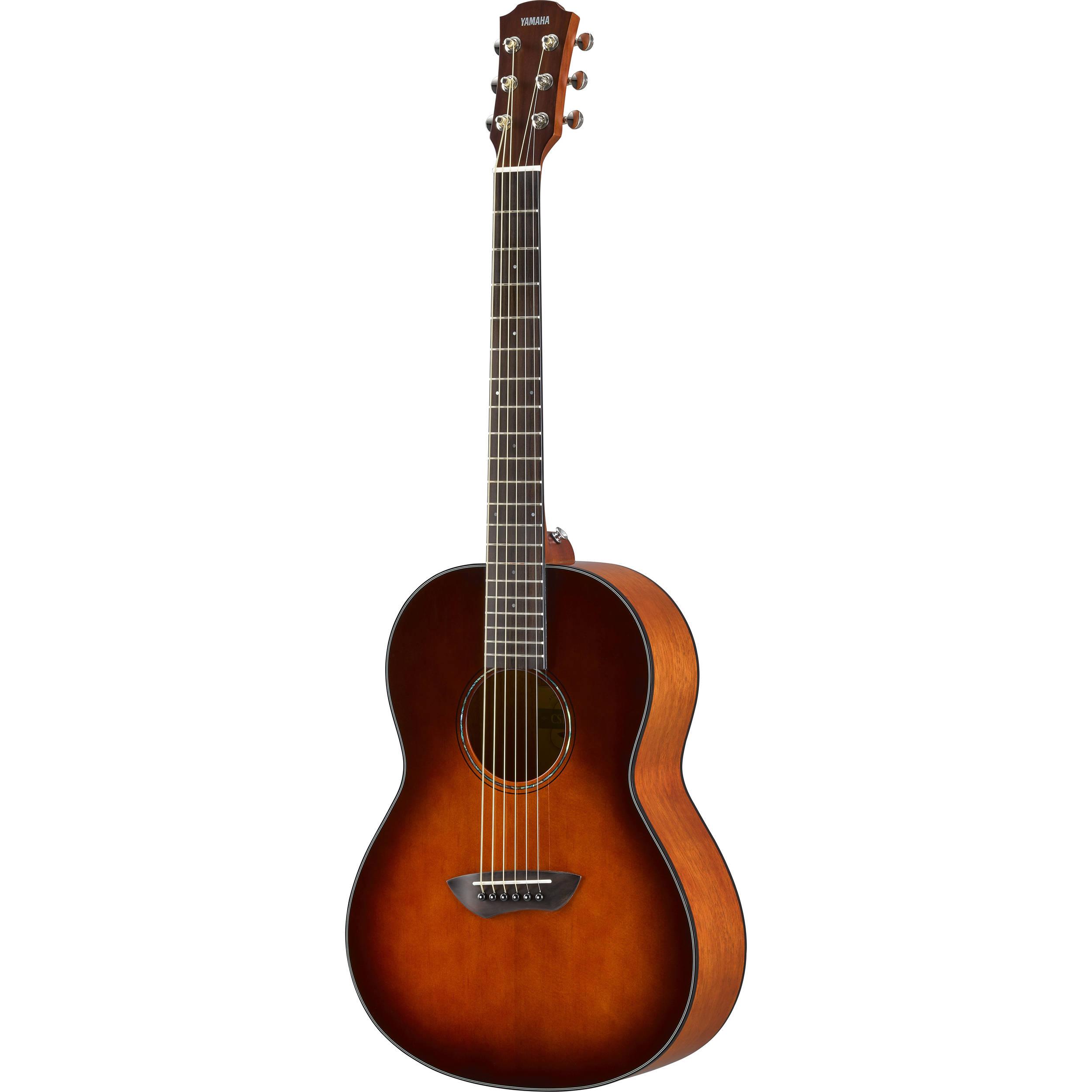 Yamaha CSF1M TBS Compact Parlor Size Folk Guitar