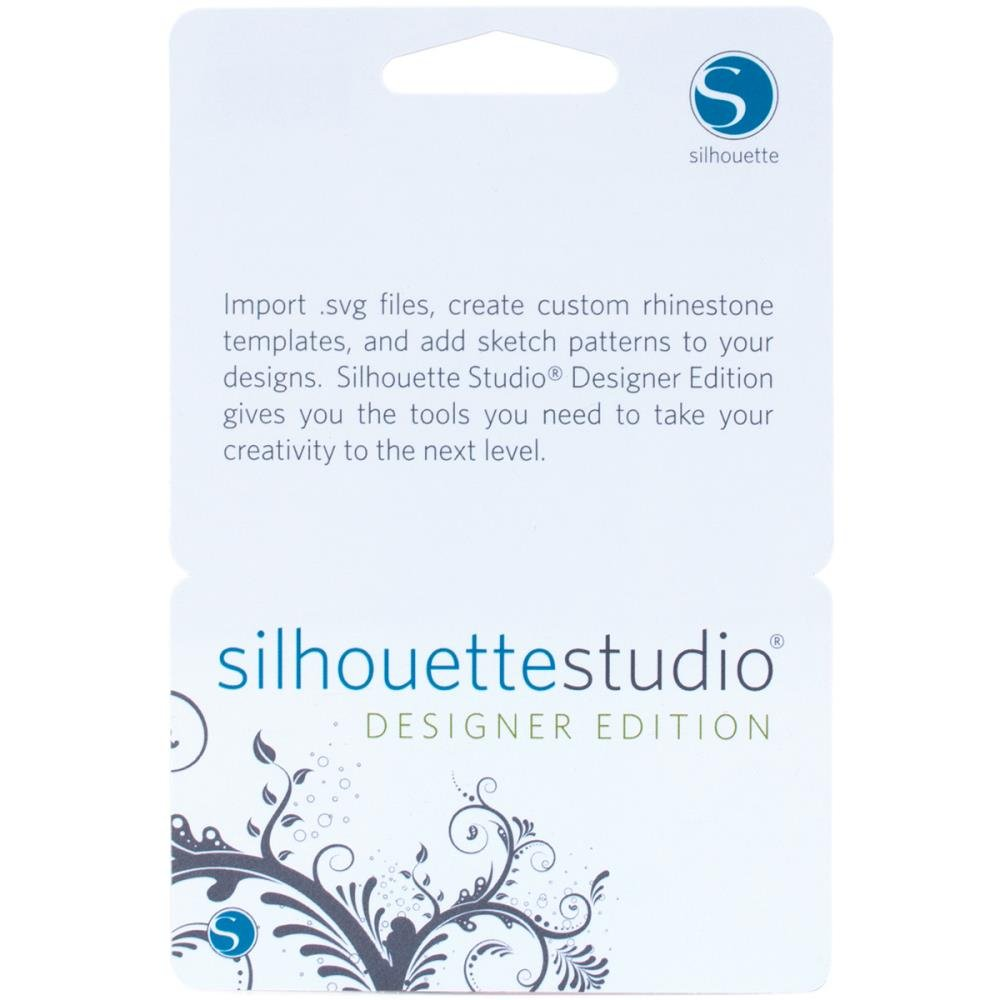 Silhouette-Designer Edition Download Card