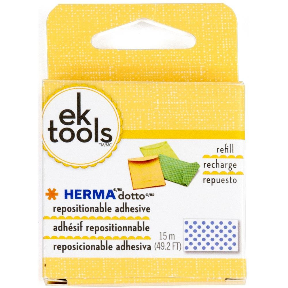 Ek Success-Herma Dotto Adhesive Refill Repositionable
