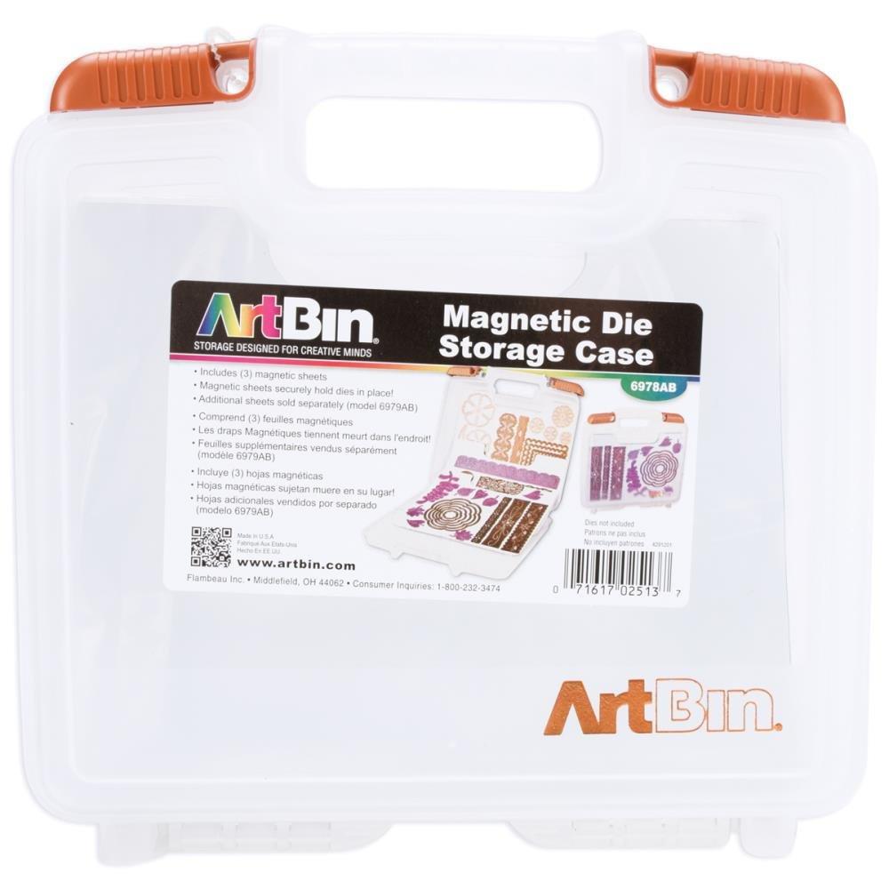 ArtBin-Magnetic Die Storage Case