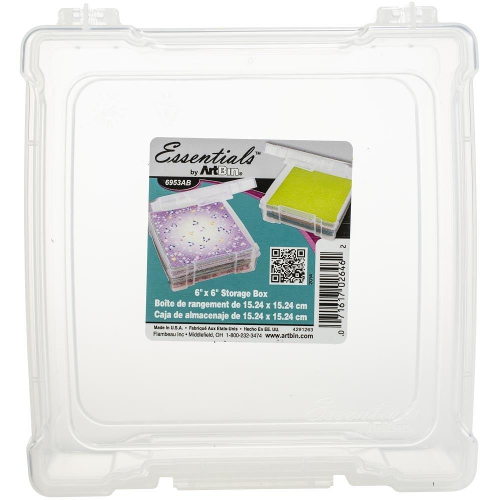 ArtBin Essentials Box 6x6