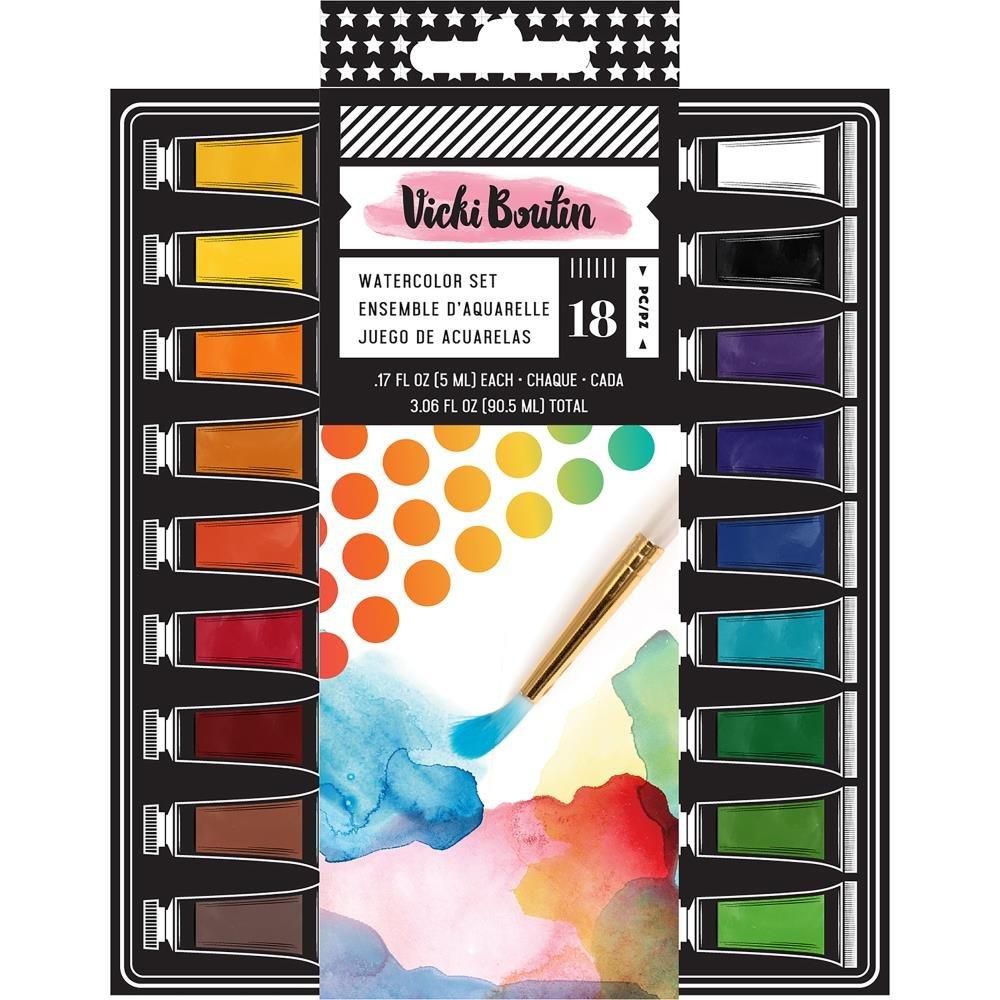 Vicki Boutin-Watercolor Set