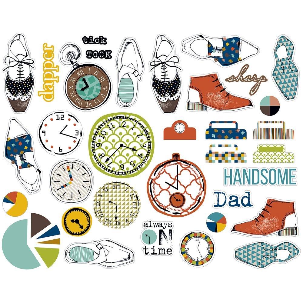 Dad Style-Ephemera