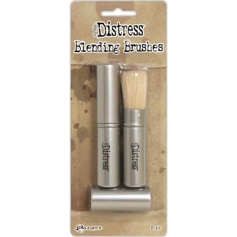 Tim Holtz Distress Blending Brushes