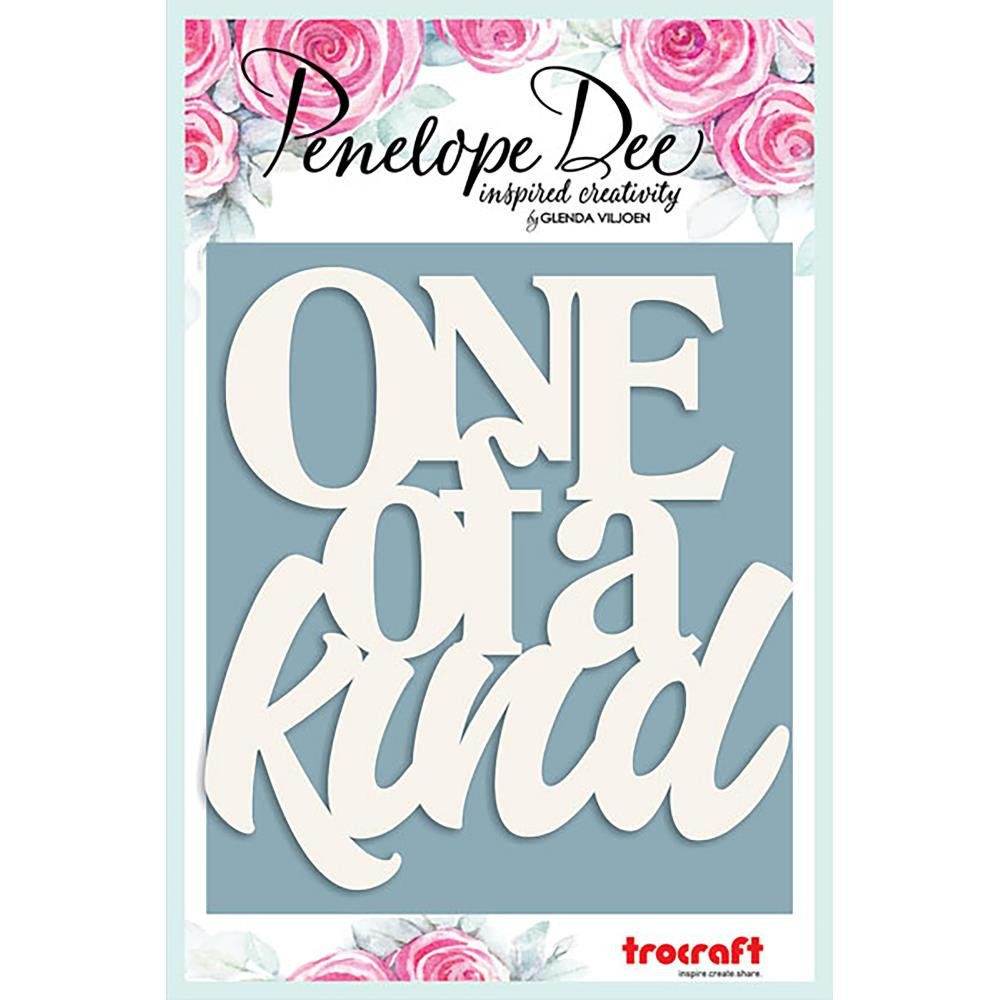 Paperboard Title-One Of A Kind