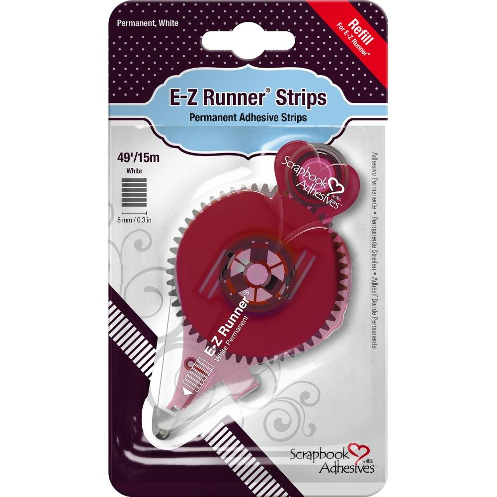 Scrapbook Adhesives-E-Z Runner Refill
