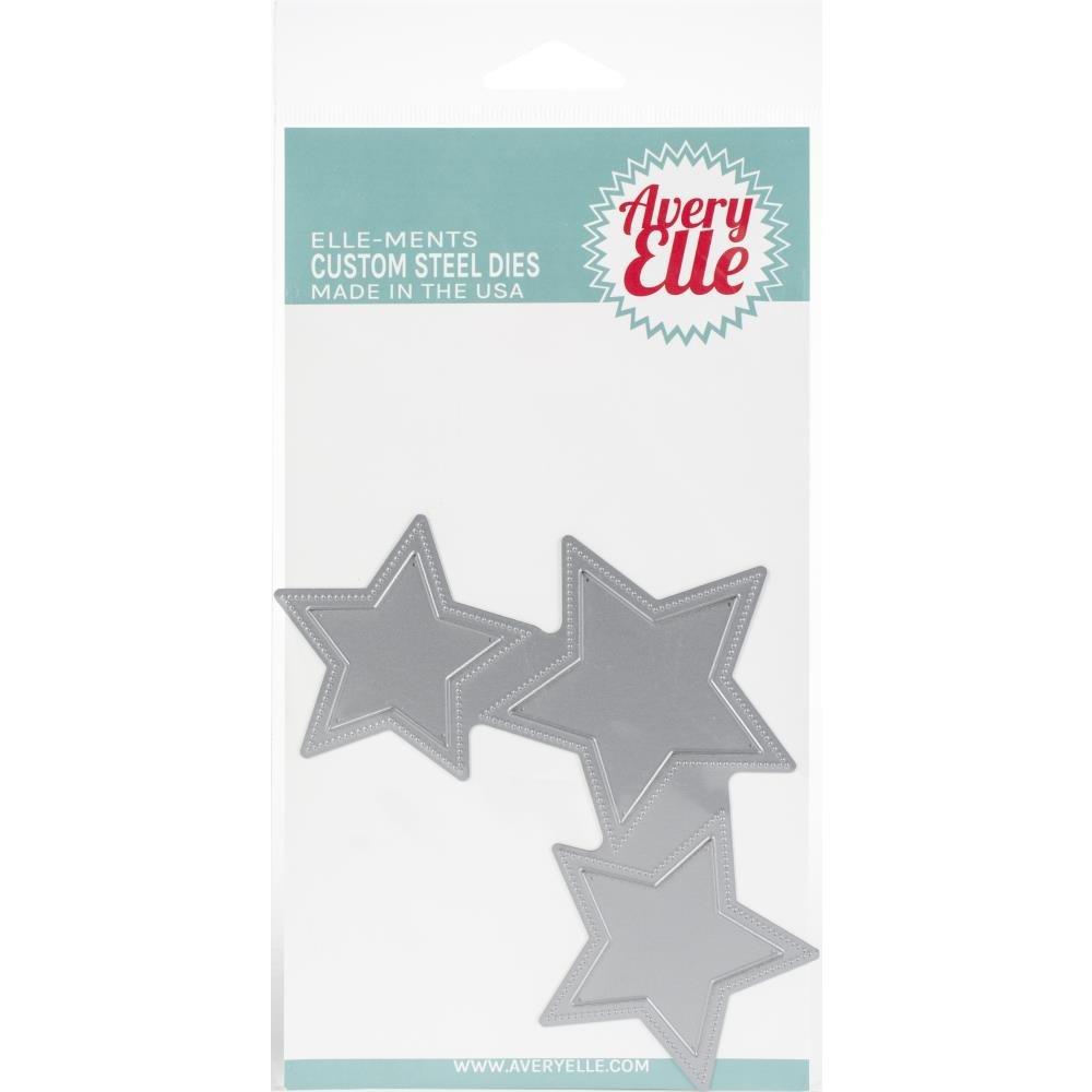 Avery Elle-Three Stars Die