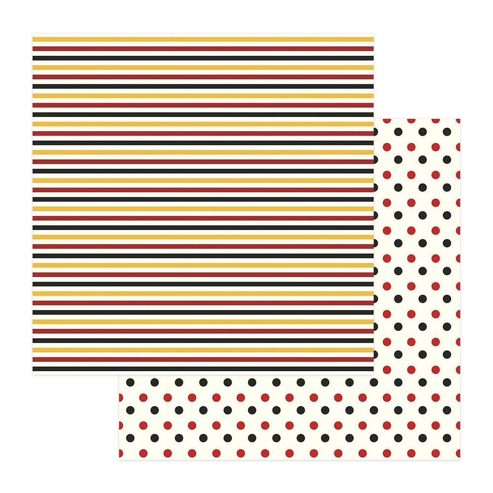 A Day At The Park-Multi Stripe/Dot