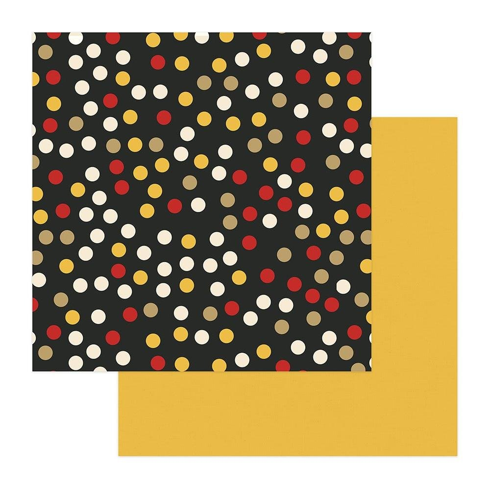 A Day At The Park-Multi Dot/Yellow