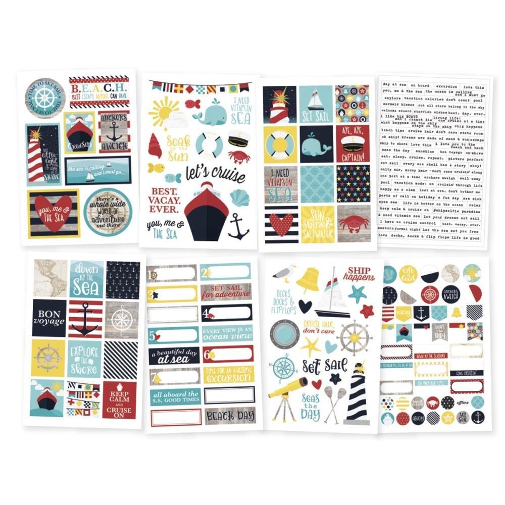 Cruisin-4x6 Stickers