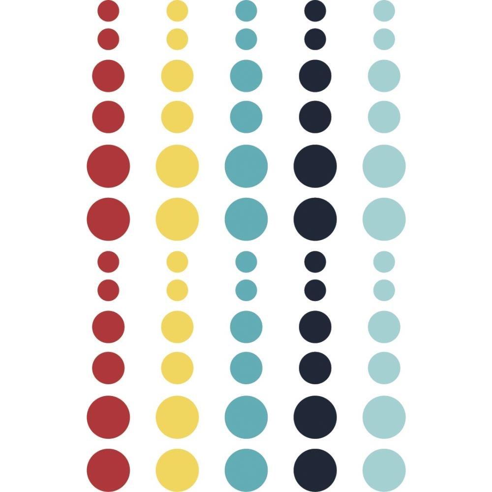 Cruisin-Enamel Dots