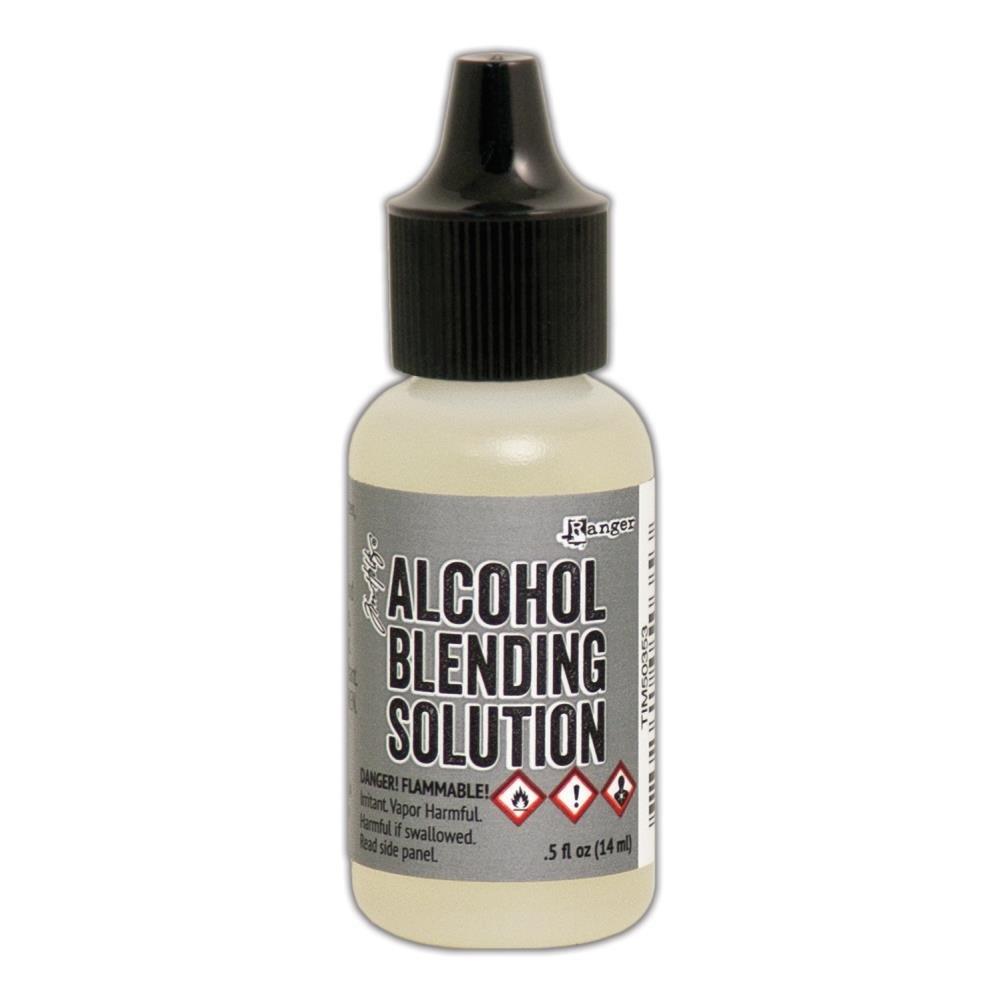 Tim Holtz-Alcohol Ink Blending Solution .5oz