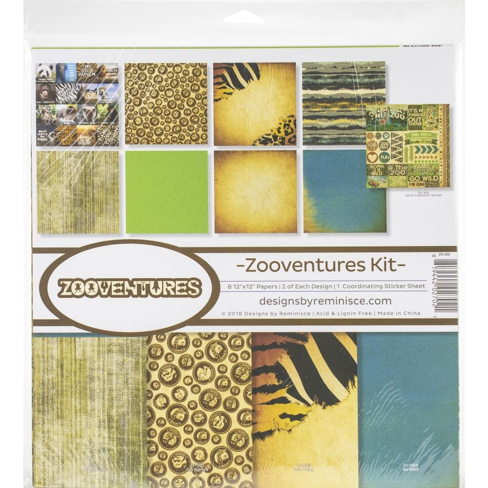 Zooventure-Collection Pack