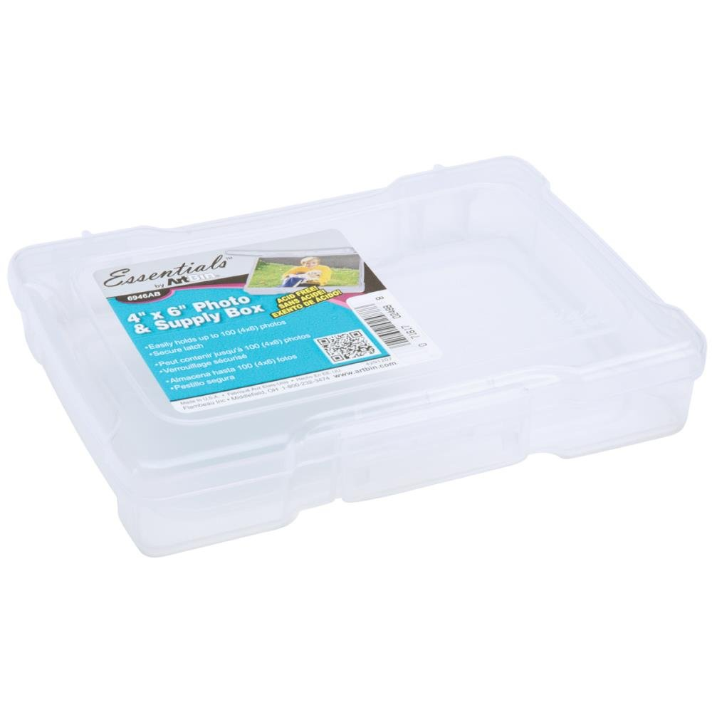 ArtBin Photo & Supply Box