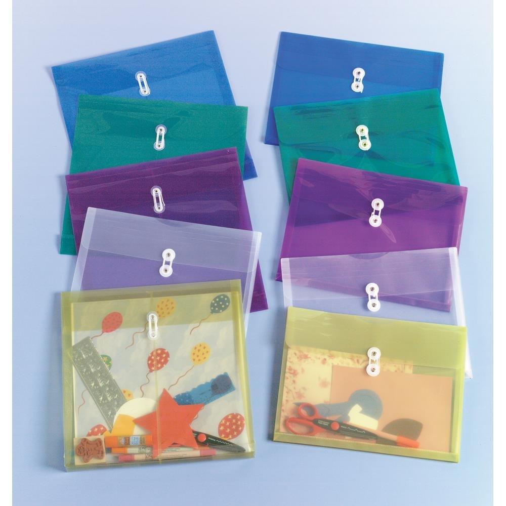Craft Keepers Envelope-Purple