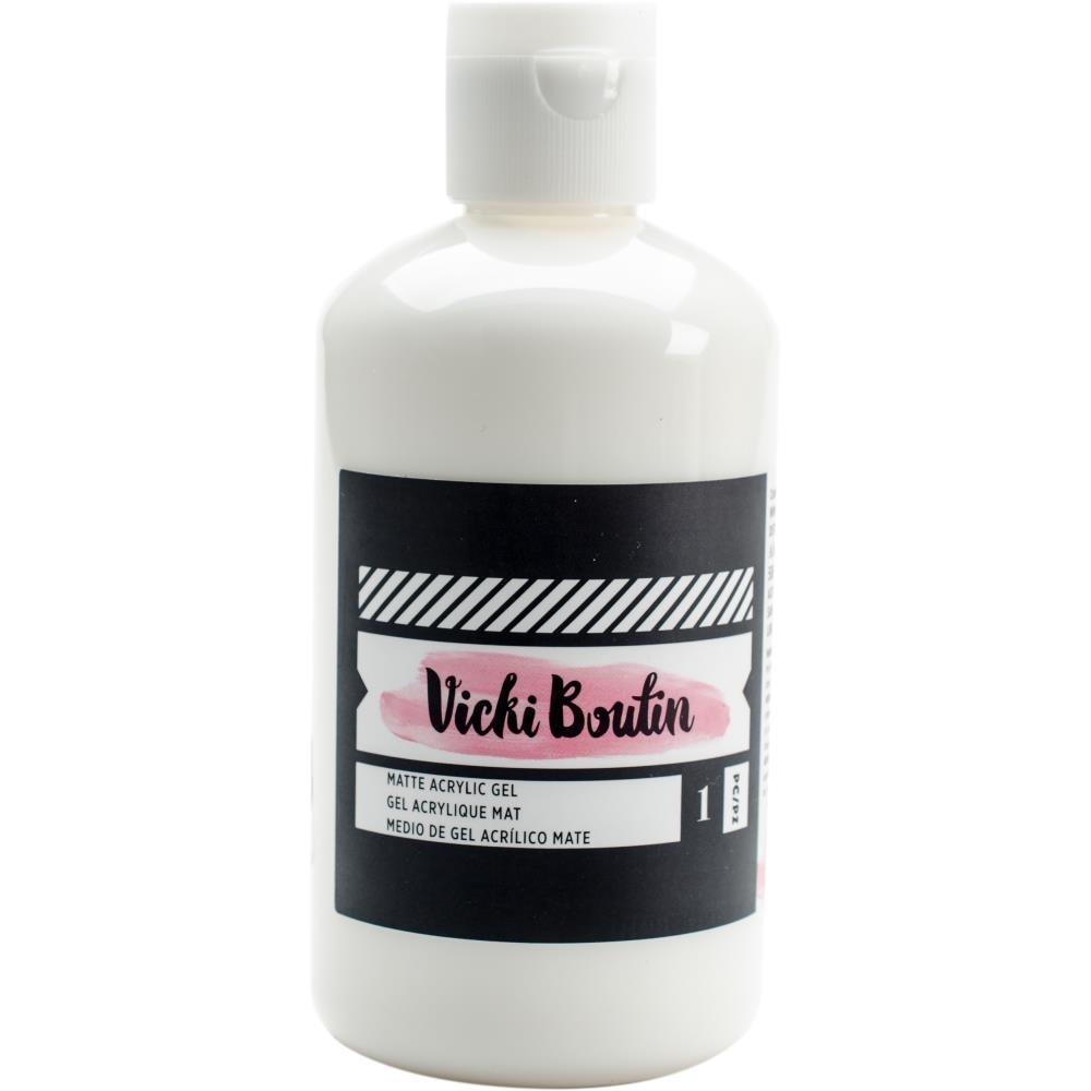 Vicki Boutin-Mixed Media Acrylic Gel