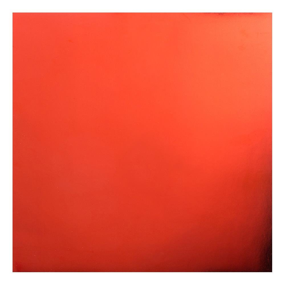 Bazzill Foil Paper-Red