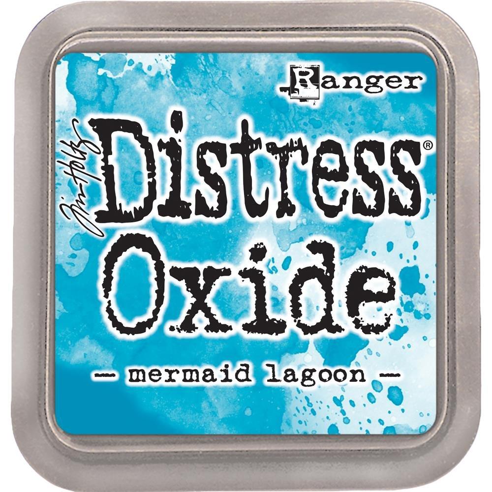 Tim Holtz Distress Oxide Ink-Mermaid Lagoon