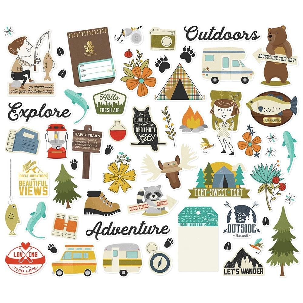 Happy Trails-Bits & Pieces