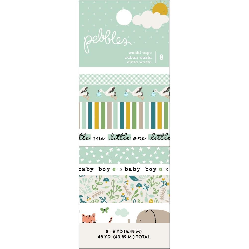 Peek-A-Boo You Boy-Washi Tape