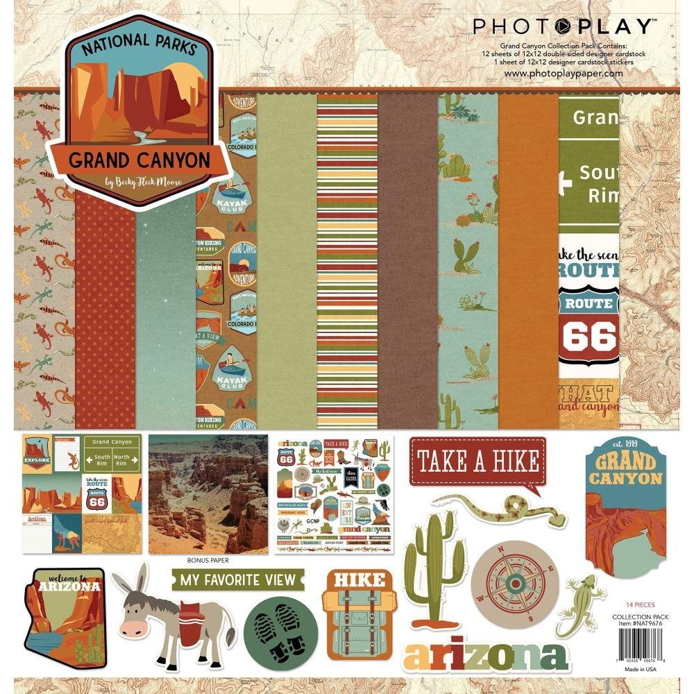 National Parks Grand Canyon Collection Pack