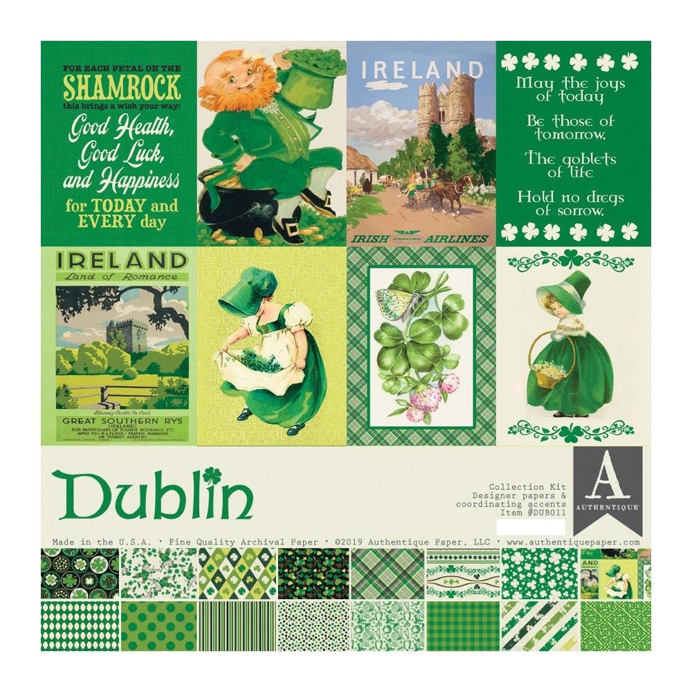 Dublin Collection Pack