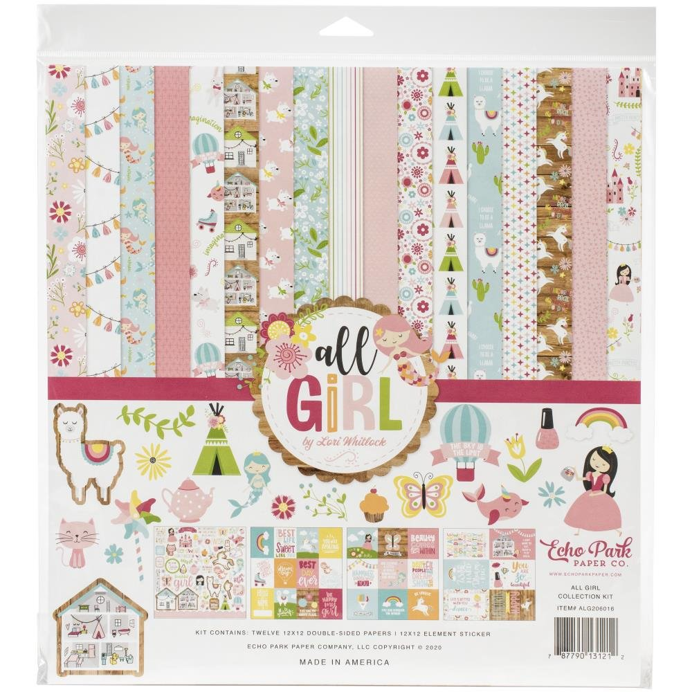 All Girl Collection Pack