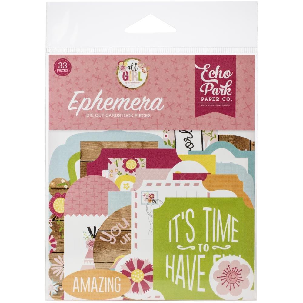 All Girl Ephemera-Icons