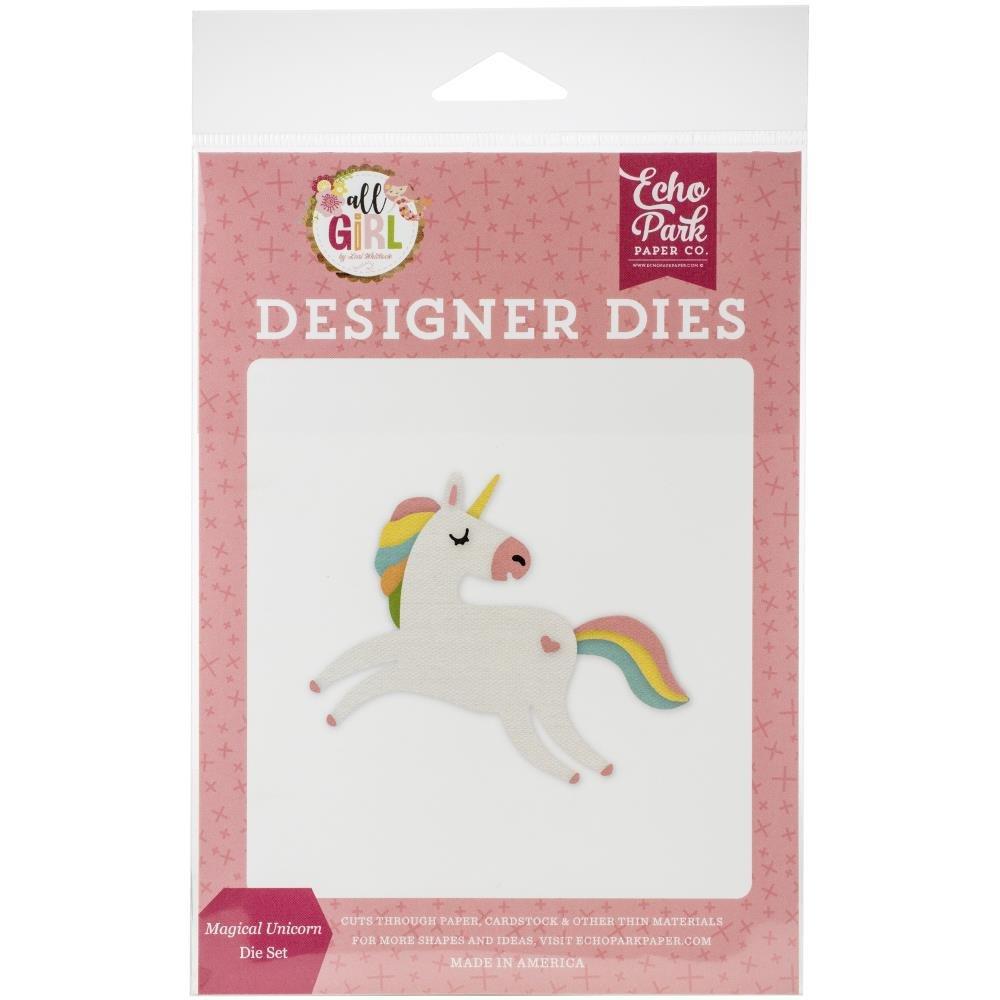 All Girl Magical Unicorn Die