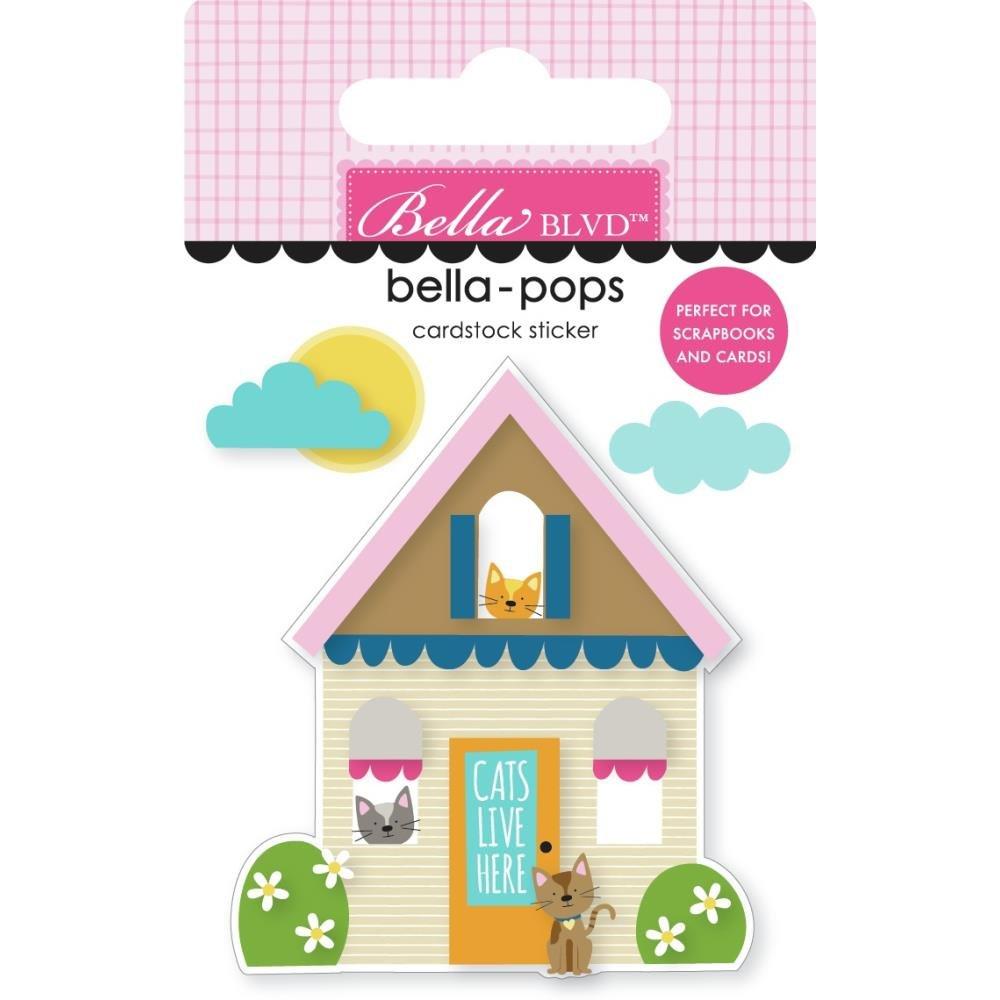 Chloe Bellapop-Cat House