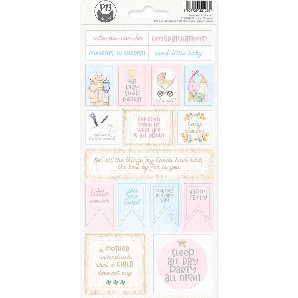Baby Joy Cardstock Stickers-02