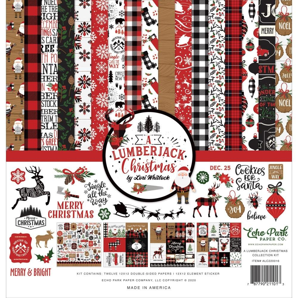 A Lumberjack Christmas Collection Pack