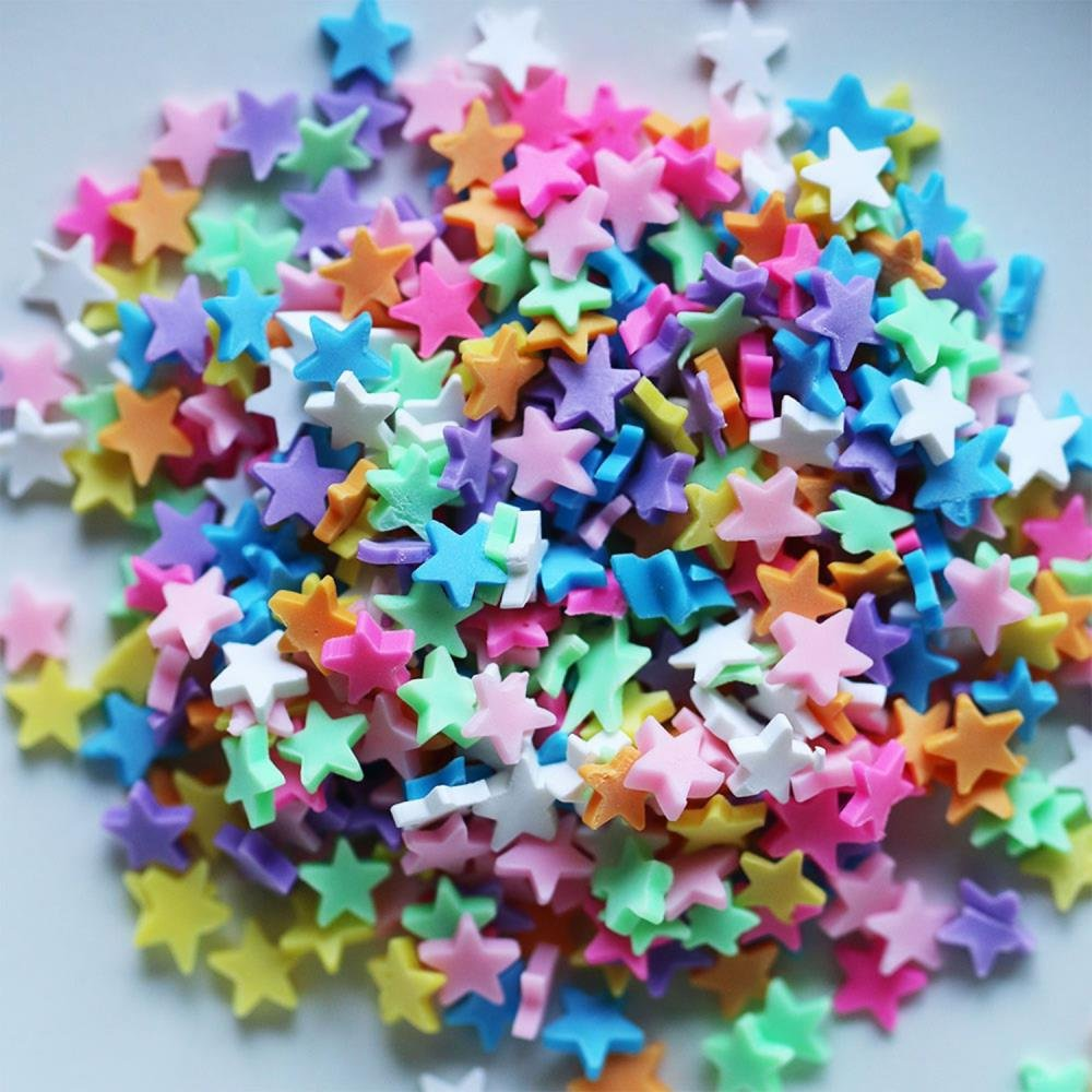 Dress My Crafts Shaker Elements-Multi Stars